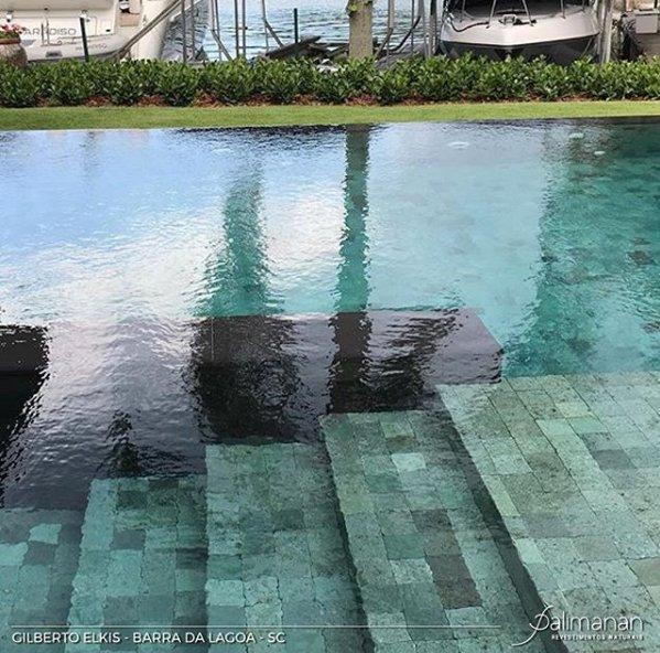 Onde comprar pedras para piscina