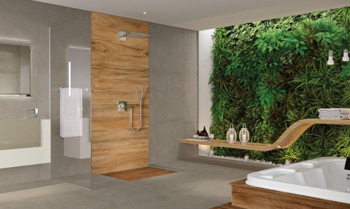 Revestimento porcelanato para banheiro